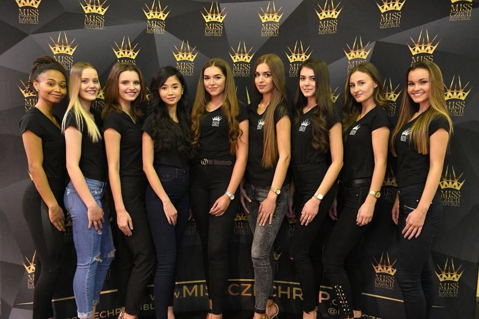 MISS CZECH REPUBLIC 2018 - 8. Casting BRNO