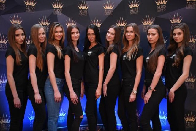 MISS CZECH REPUBLIC 2019 - 9. Casting OLOMOUC