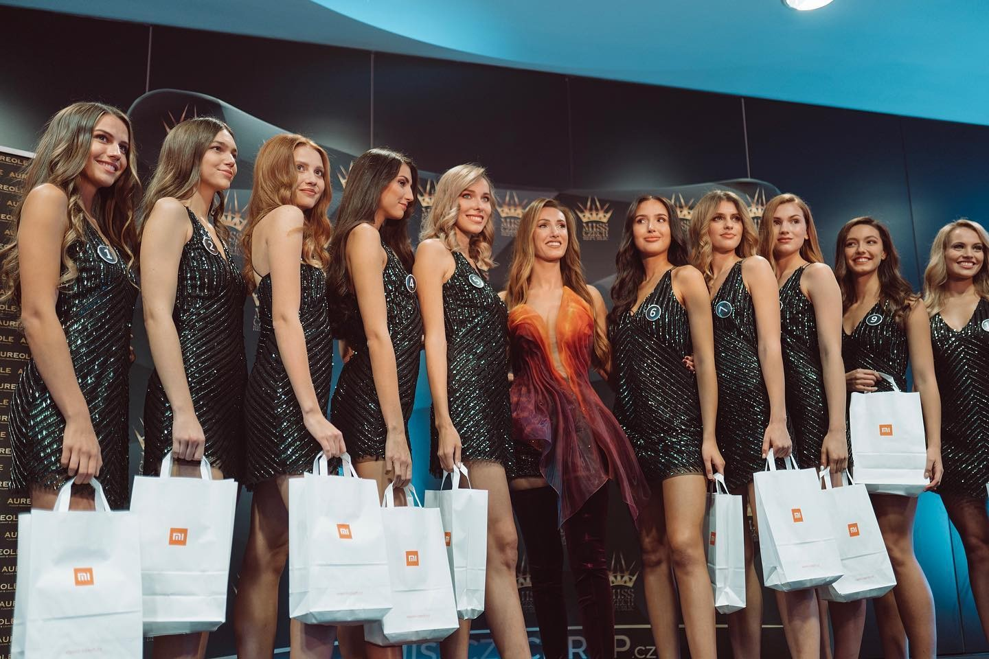 MISS CZECH REPUBLIC 2020 - Xiaomi nový partner