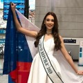 Denisa Spergerová odletěla na Miss World do Londýna